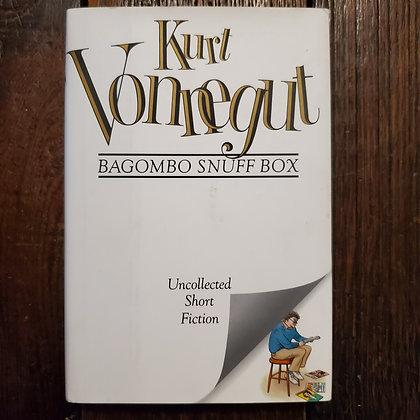Vonnegut, Kurt : BAGOMBO SNUFF BOX - Hardcover Book
