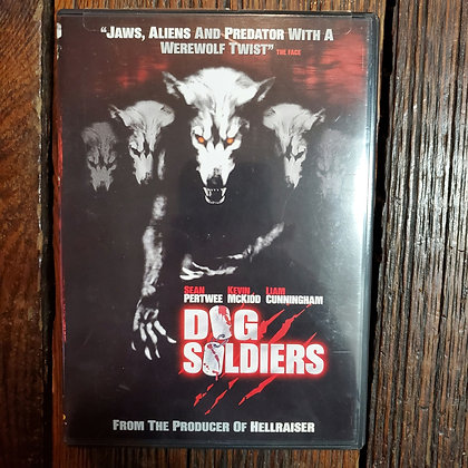 DOG SOLDIERS - DVD