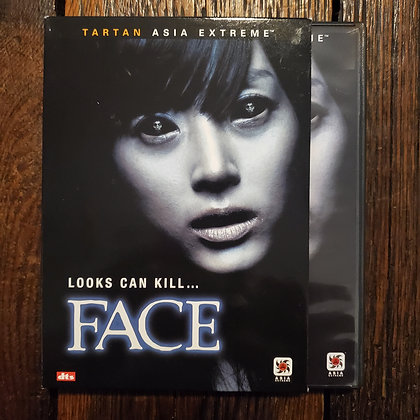 FACE - Tartan Asia Extreme DVD (with slip case)