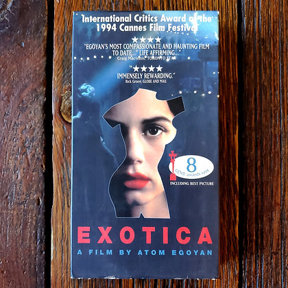 EXOTICA - VHS