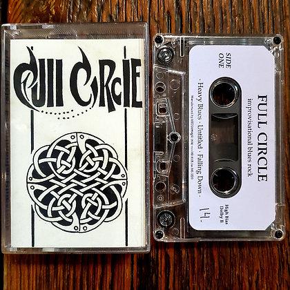 FULL CIRCLE Experimental Bluerock - 1993 Local Cassette Tape