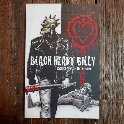 BLACK HEART BILLY Graphic Novel