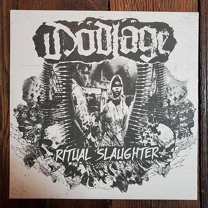 DÖDLÄGE : Ritual Slaughter - Vinyl LP
