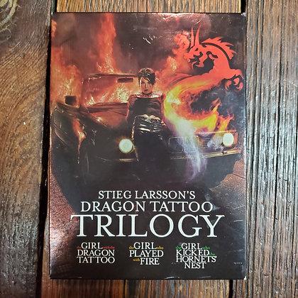 DRAGON TATTOO TRILOGY - DVD Box Set