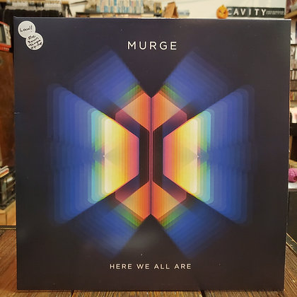 MURGE - Here We All Are • [Vinyl LP]