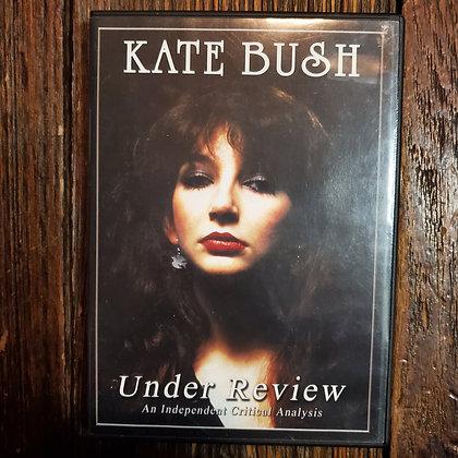 Kate Bush - Under Review DVD