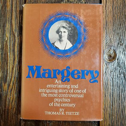 Tietze, Thomas : MARGERY - Hardcover Book