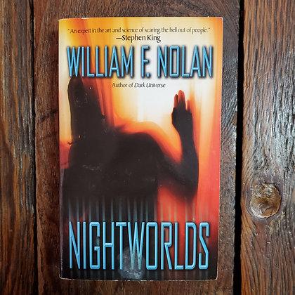 Nolan, William F. : NIGHTWORLDS