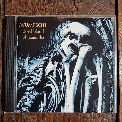 WUMPSCUT : Dried Blood of Gomorrah - CD