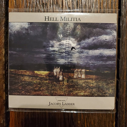 HELL MILITIA : Jacob's Ladder - CD