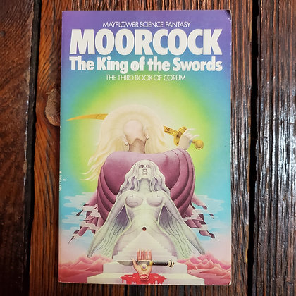 Moorcock, Michael : THE KING OF THE SWORDS - Paperback