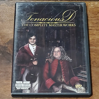 TENACIOUS D The Complete Master Works DVD