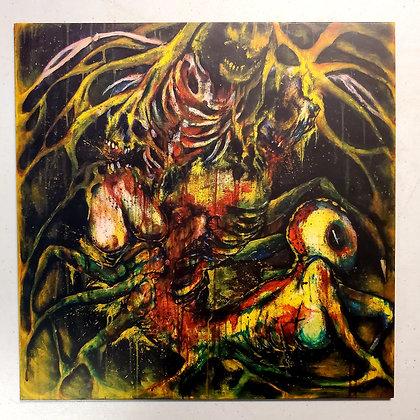 ALTERED DEAD : S/T - Vinyl LP (NEW - UK Import)