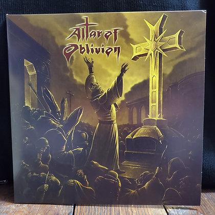 ALTAR OF OBLIVION : Grand Gesture Of Defiance - Vinyl LP (Ltd. 400 Copies)