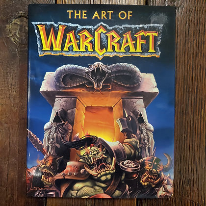 THE ART OF WARCRAFT - Hardcover Book