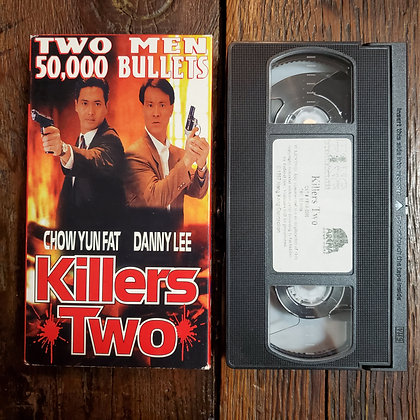 KILLERS TWO - VHS