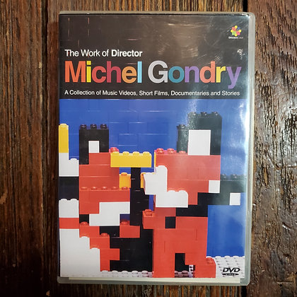 The Work of Director MICHEL GONDRY DVD