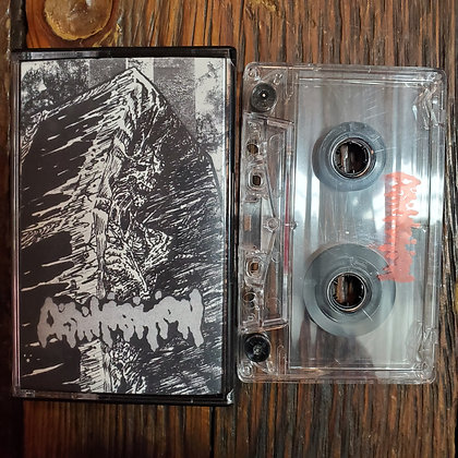 DISINHIBITION : Demo 2012 - Tape