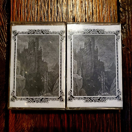 DRAGON & NAN DUNGORTHEB :  Collected works ( LTD. 15 Copies! Dungeon Synth)