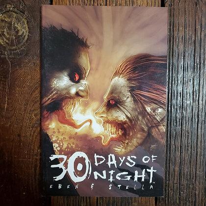 30 DAYS OF NIGHT #7 : Eben & Stella Graphic Novel