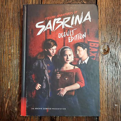 Chilling Adventures of SABRINA Occult Edition - Hardcover Graphic Novel