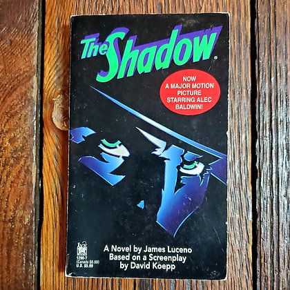 THE SHADOW - Paperback