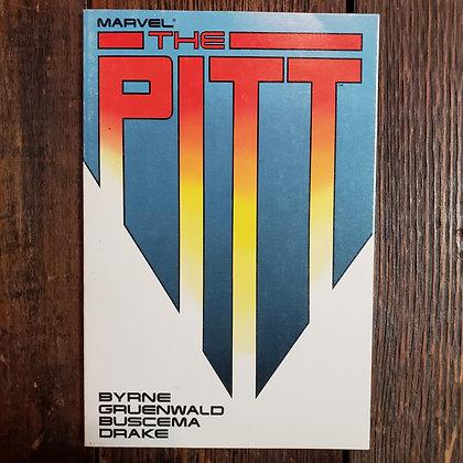 THE PITT 1987 Comic