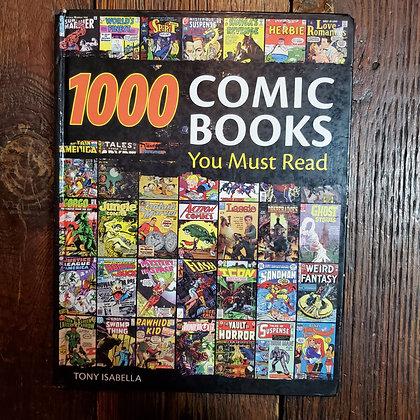 1000 Comics you should read - Hardcover