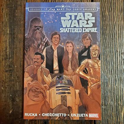 STAR WARS : SHATTERED EMPIRE Graphic Novel