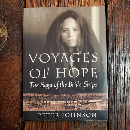 Johnson, Peter - VOYAGES OF HOPE