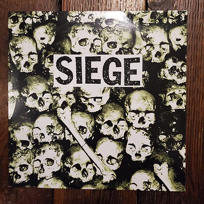 SIEGE - Vinyl LP