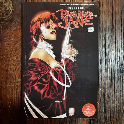 The Essential PAINKILLER JANE Graphic Novel