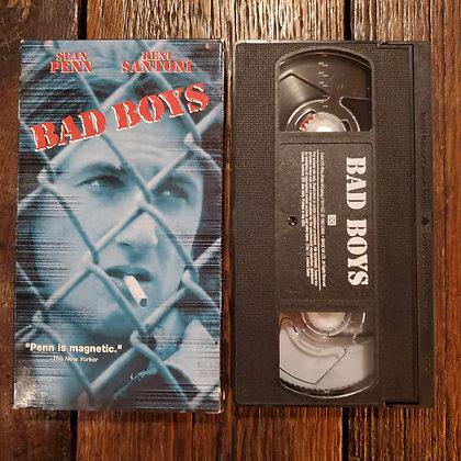 BAD BOYS - VHS