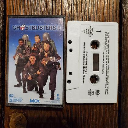 GHOSTBUSTERS II - Cassette Tape