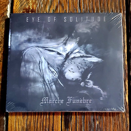 Eye of Solitude + Marche Funèbre - CD [NEW! Hypnotic Dirge Records]