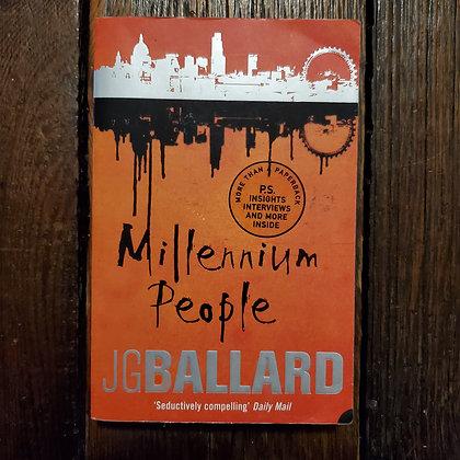 Ballard, JG : Millennium People - Softcover Book