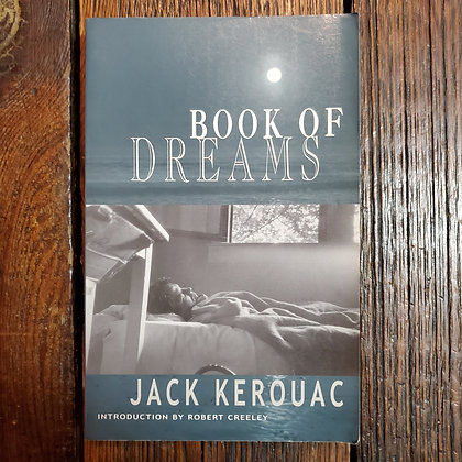 Kerouac, Jack : BOOK OF DREAMS - Softcover Book