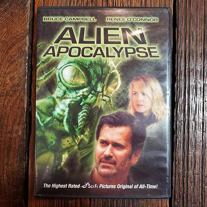 ALIEN APOCALYPSE - DVD