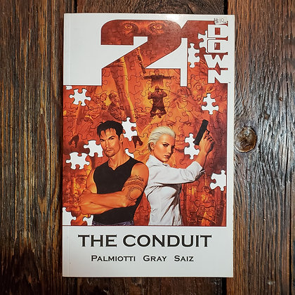 21 DOWM The Conduit Graphic Novel