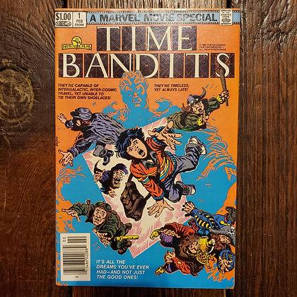 TIME BANDITS - Comic Book #1