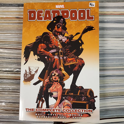 DEADPOOL The Complete Collection  Vol.2