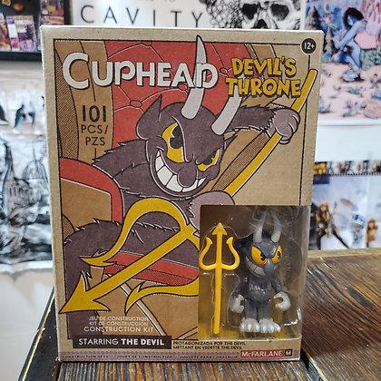 CUPHEAD : Devil's Throne - Figure Set