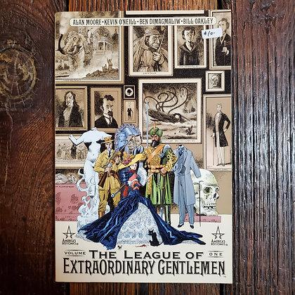 The League of Extraordinary Gentlemen : Volume One - Graphic Novel