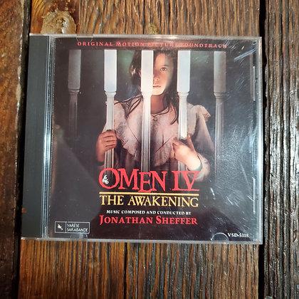 OMEN IV The Awakening - Soundtrack CD