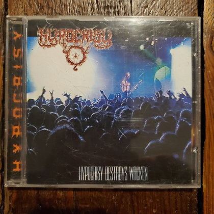 HYPOCRISY : Destroys Wacken - CD