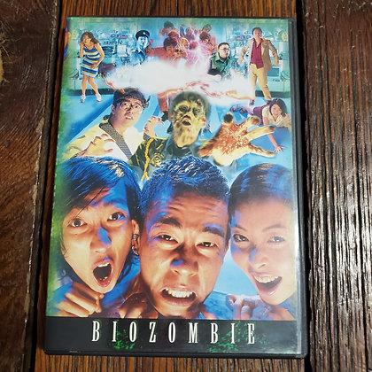 BIOZOMBIE - RARE Tokyo Shock DVD