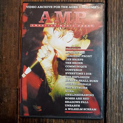 AMP Volume 1 DVD