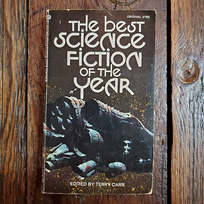 The Best Science Fiction of the Year 1972 - Paperback Book