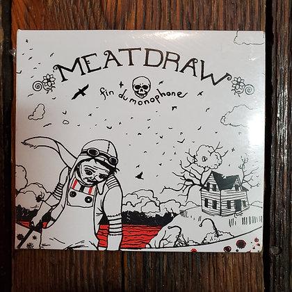 MEATDRAW : Fin Du Monophone - CD