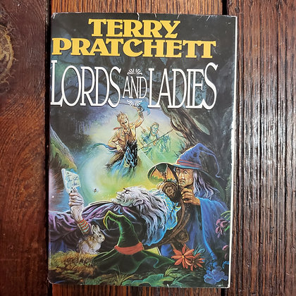Pratchett, Terry : LORDS AND LADIES - Hardcover